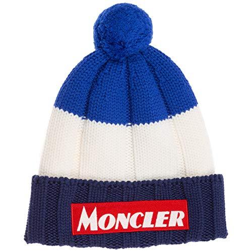 Moncler Herren Mütze blu