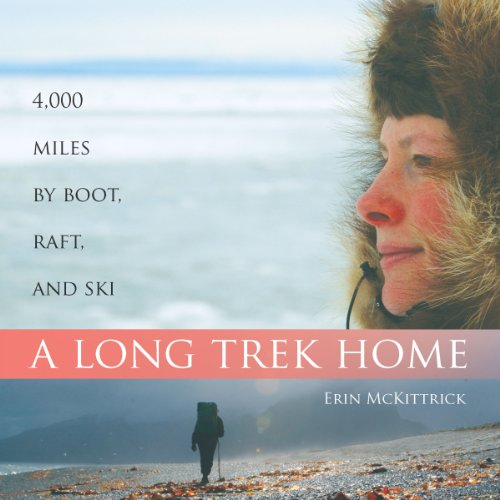 A Long Trek Home audiobook cover art