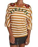 Dolce & Gabbana Top FIRENZE Mujer Naranja TSH2382