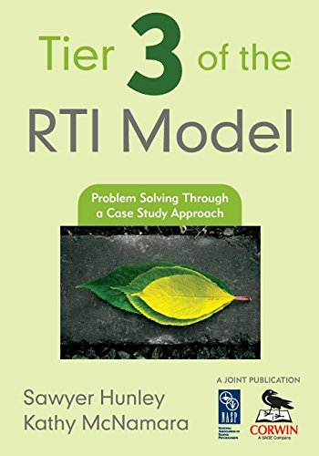 Tier 3 Of The Rti Model Problem Solving Through A Case Study Approach