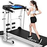 MAOWAO Folding Treadmills, Professional, Fitness Equipment Small Exercise Equipment for Home Function