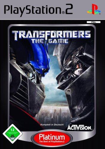 Transformers - The Game [Platinum]