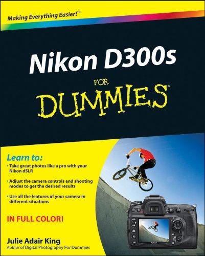 Nikon D300s For Dummies (English Edition)