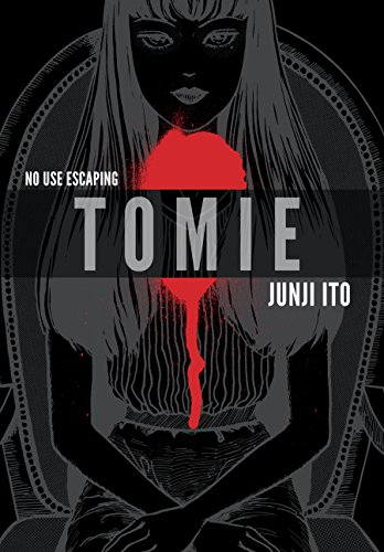 Tomie: Complete Deluxe Edition (Junji Ito) (English Edition)