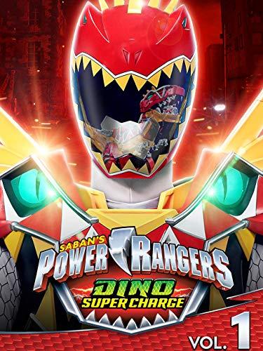 Power Rangers: Dino Super Charge - Volume 1