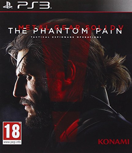 Metal Gear Solid V: The Phantom Pain - Standard Edition [Importación Italiana]
