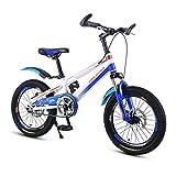 Bicicletas Niños y niñas Bicicleta de pedal Bicicleta de montaña Bicicleta de 18 pulgadas / 20 pulgadas Velocidad de bicicleta del estudiante Bicicleta de montaña ajustable (Color: B, Tamaño: 18 p