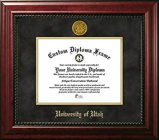 university of utah diploma frame