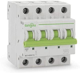 Resi9 DB60 Disjoncteur Branchement 1P+N 15//45A non diff/érentiel SCHNEIDER R9FN645 SCHNEIDER SCH-R9FN645