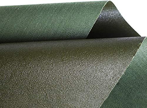 Lona impermeable Rabbfay, resistente al polvo para exteriores, cubierta de lona con ojales para pérgola de jardín, 2 x 2 m, verde