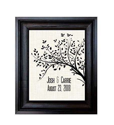 Linen Anniversary Gift for Her | 12 Year Anniversary Gifts for Wife | 12th Anniversary Gifts for Her | Traditional Anniversary Gift