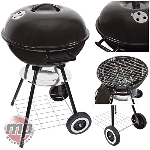 MP Essentials Portable Charcoal Trolley 17