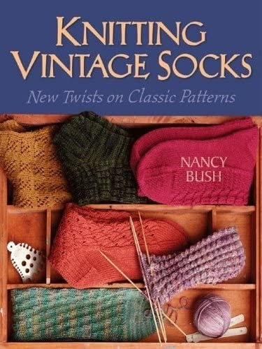 Knitting Vintage Socks New Twists On Classic Patterns product image