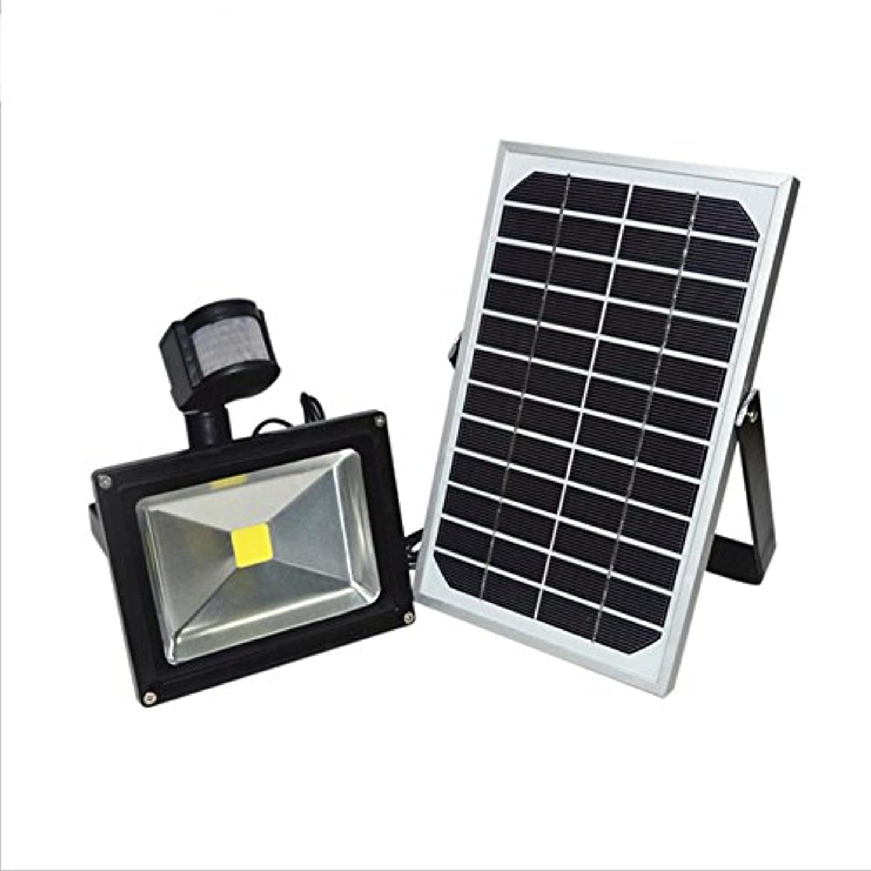 LED Security Solarlampe Auenbeleuchtung 10W Solarladungs-IP65 imprgniern 900 Lumen-Flutlicht-Hauptbeleuchtungs-Sensor Flut-Lampe,HMM