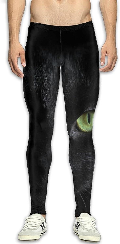 ff1ca9b55f Dfdffrfrwqq Black Cat Men's Active Basic Basic Basic Athletic Skinny Track  Pants da340a