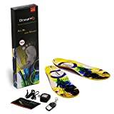 dr.warm heated insoles rechargeable battery heated insoles with arch support wireless remote