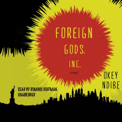 Foreign Gods, Inc. audiobook cover art