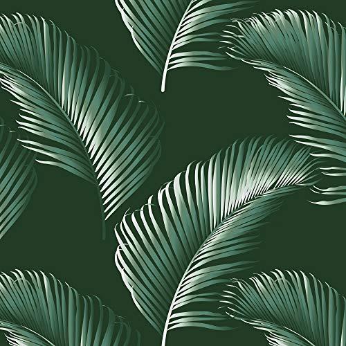 Lijmdecoratie voor tegels 268522 vliezen, 6 ruiten, groen, 15 x 15 cm