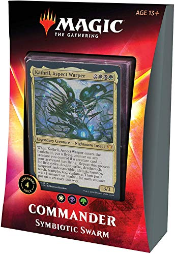 Magic the Gathering Commander Deck 2020: Symbiotic Swarm (ENG)