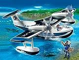 Playmobil 4445 - Polizei Wasserflugzeug -