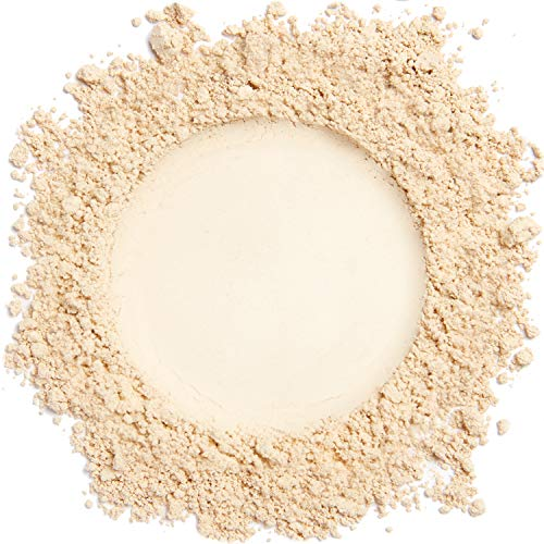 Mineral Make Up, Mineral Concealer (Original), Dark Circles Under Eye Treatment, Under Eye Concealer, Natural Makeup Made with Pure Crushed Minerals, Loose Powder. Concealer (Yellow) By Demure