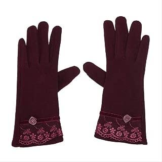 Handschuhe aus Schafwolle