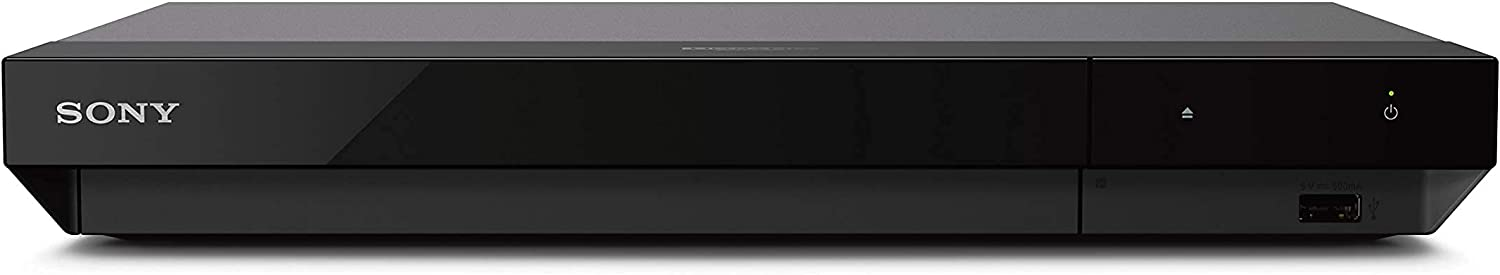 Sony UBP- X700M 4K Ultra HD Home Theater Streaming Blu-ray Player with HDMI Cable (Renewed)