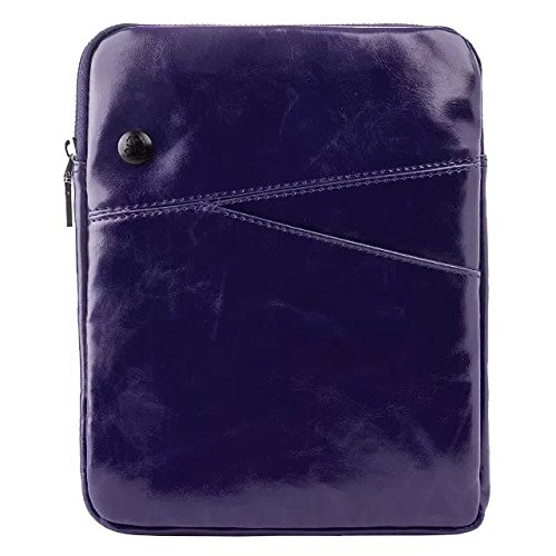 Fashionable Crossbody Purse Bag, Messenger Bag for all iPad mini,7in Amazon Kindle Fire Tablets and Tablets Upto 7 Inch, DarkBlue