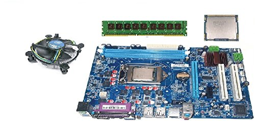 Zebronics H55 Motherboard Kit with Intel Core i3 Processor