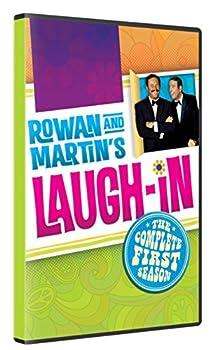Rowan & Martin s Laugh-In  The Complete First Season  4DVD