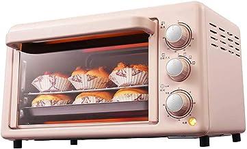 THj Four 19L, température réglable 0-240 et minuterie de 60 Minutes Cuisson gâteau Four électrique Double Position de Cuis...
