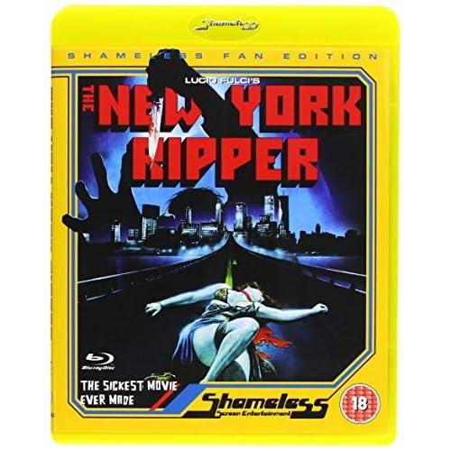 The New York Ripper [Edizione: Regno Unito]