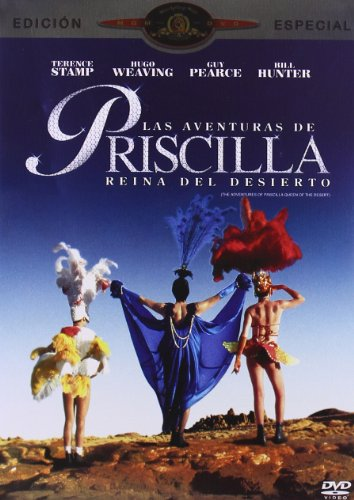 Priscilla Reina Del Desierto (Metal) [DVD]