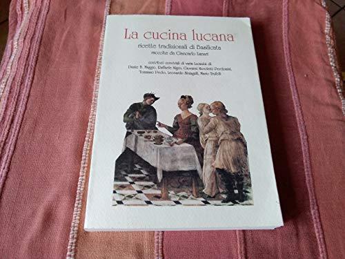 La cucina lucana ricette tradizionali di Basilicata