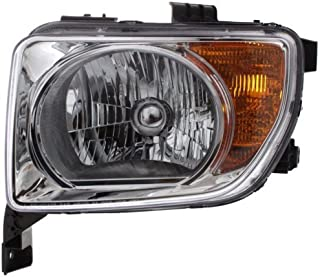 Driver Side Headlight Assembly Compatible with Honda Element