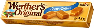 Werthers Original Chewy Toffees, 24 x 45 Grams