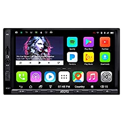 Image of ATOTO A6 Double Din Android...: Bestviewsreviews