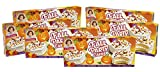 Little Debbie Fall Party Cakes (Vanilla), 6 Boxes, 30 Twin Wrapped Cakes...