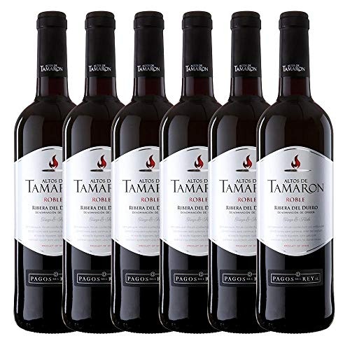 Altos De Tamaron Roble D.O. Rib. Duero Vino - 6 x 750ml -Total 4500ml