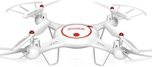 Drone FPV HD Avion Professionnel Avion à télécomhommede à Quatre Axes Jouet Longue durée de Vie de la Batterie Simple opération