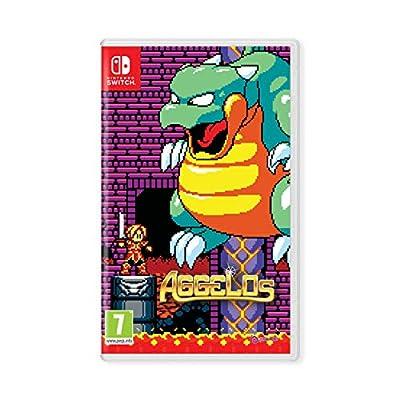 PQube Aggelos (Nintendo Switch)