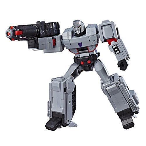 Hasbro Transformers E2066ES0 - Cyberverse Action Attackers Ultimate Figur Megatron Roboter-Actionfigur