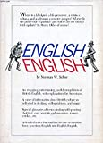 English English: A Descriptive Dictionary