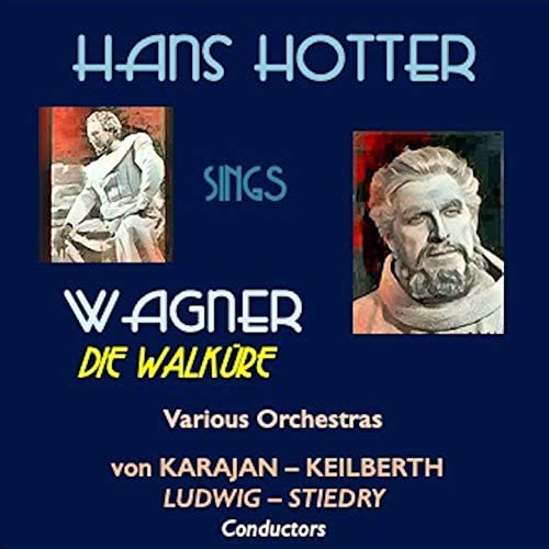 Hans Hotter, Herbert von Karajan & Orchestra del Teatro alla Scala di Milano