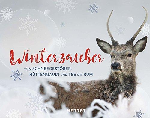 Winterzauber: Von Schneegestöber, Hüttengaudi und Tee mit Rum