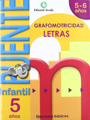 Puente Infantil 5-6 años Letras