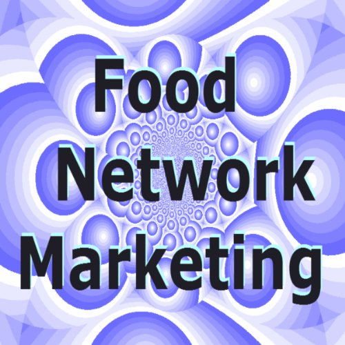 Food Network Marketing audiobook cover art