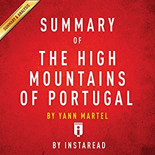 Summary of The High Mountains of Portugal by Yann Martel | Includes Analysis cover art