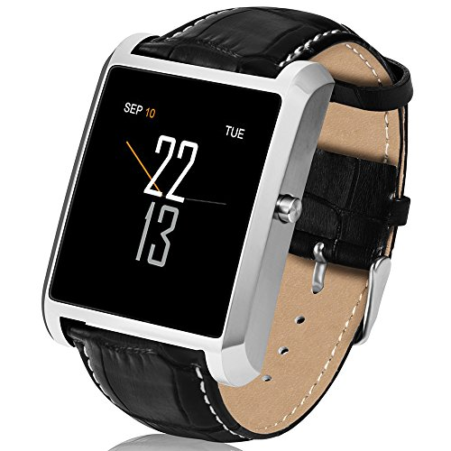 Novateur Smart Watch with Bluetooth Calls, Pedometer, Heart...
