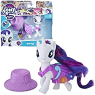 Surprises not missing at the school of friendship and magic With this assortment of 7.5 cm figurines from Rarity, Applejack and Starlight Glimmer the magical revelations of their accessories!